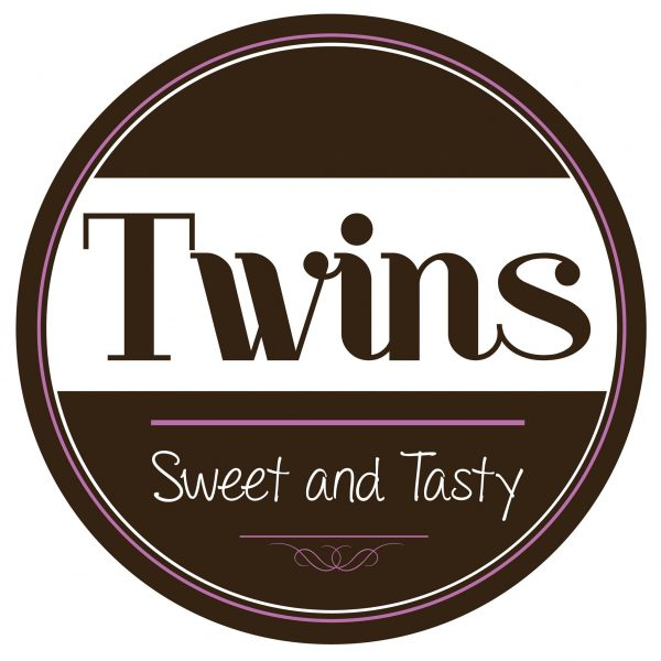 logo twins sweet and tasty